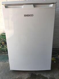 Beko undercounter fridge - free local delivery