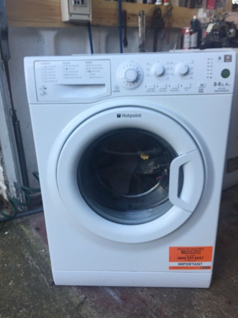Hotpoint aquarious washer/dryer