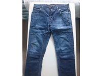Men's Blue Denim Jeans