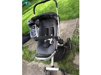 Quinny buzz baby system
