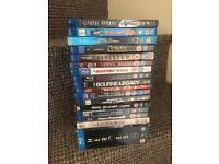 Blu Ray Bundle exc condition