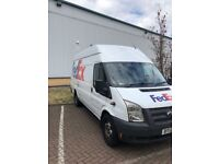 FORD TRANSIT JUMBO YEAR 2012 READY TO WORK QUICK SALE