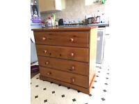 Chests of Drawer SOLD!!!