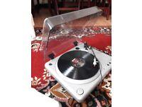 modern new vinyl player archiever