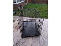 Extra Large Dog Cage - German Shepherd Size