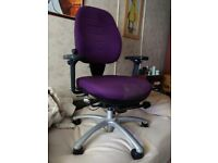very adjustable office chair