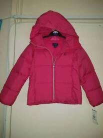 Ralph Lauren jacket size 7 years