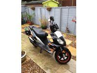 LONGJIA 50cc moped