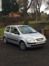 HYUNDAI GETZ 1.1L IMACULATE CONDITION