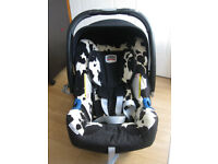 Britax Baby-Safe Plus SHR II Hi-Line Group 0+ Infant Carrier (Cowmooflage) REDUCED AGAIN now ONLY £9