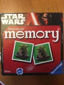 Star Wars Memory Game