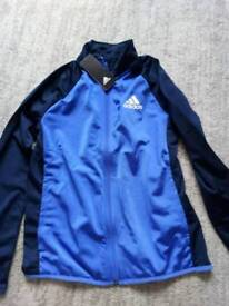 Brand new adidas tracksuit navy blue age between 11/12 yrs old