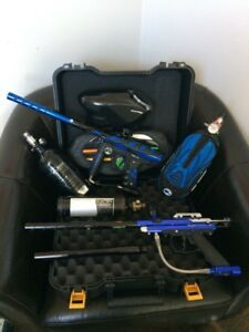 Paintball Markers + Accessories
