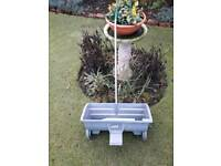 Fisons lawn spreader