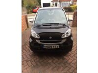 Smart fortwo Pulse. Low mileage, cheap tax.