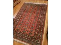 Persian Superfine Morigul Bokhara Rug