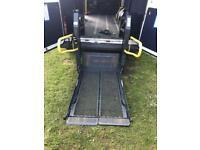 Wheelchair lift ricon