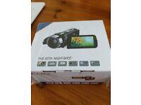 Fully HD Video Camera & Digital Camera Brand New in Box