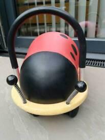 Large Wheely Bug - Ladybird
