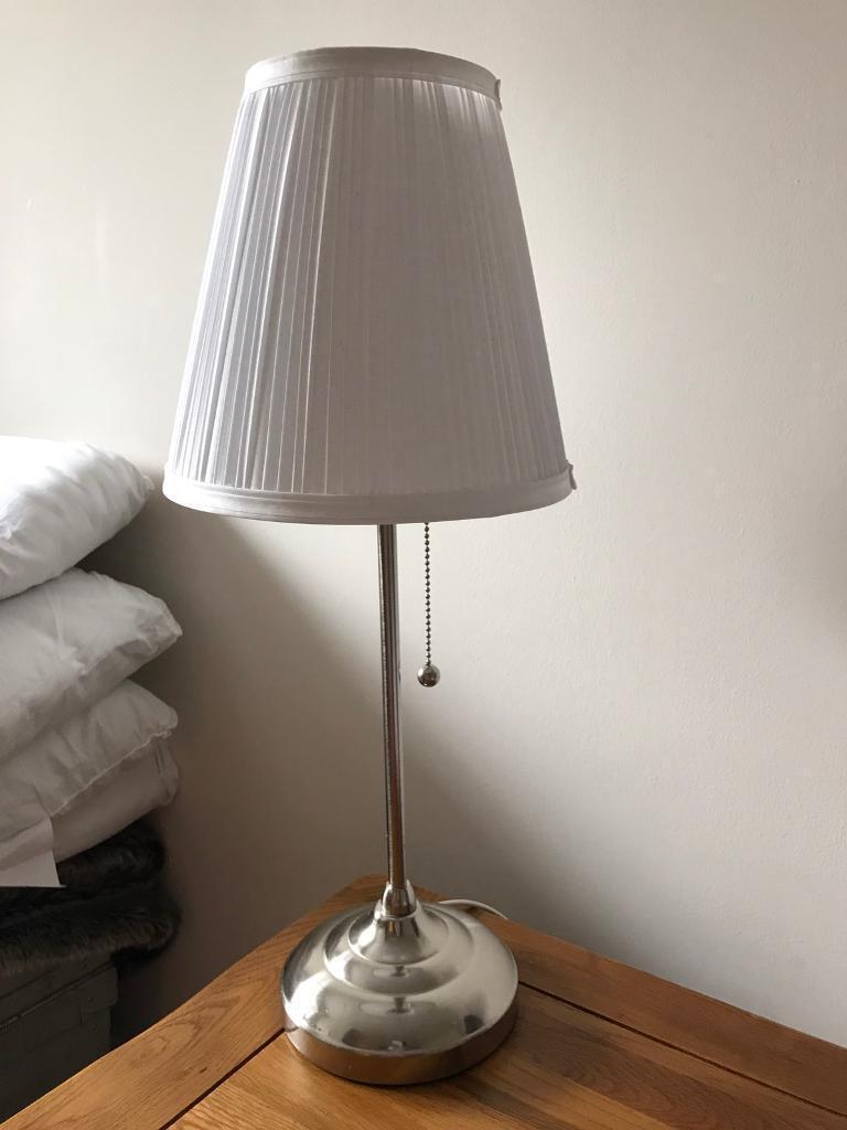 ikea arstid bedside lamp 6 months old in harrogate north yorkshire gumtree. Black Bedroom Furniture Sets. Home Design Ideas