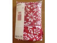 Ikea Barrviva Single Duvet Cover Set + 2 Pillowcases NEW