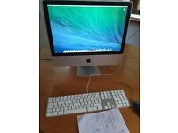 iMac (20 inch, 2 GB) in excellent condition and full working order