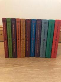 Lemony Snicket A Series of Unfortunate Events collection