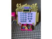 Disney princess electronic cash register