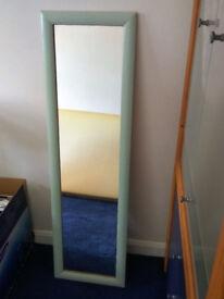 Mirror approx size 118cm x 36 cm