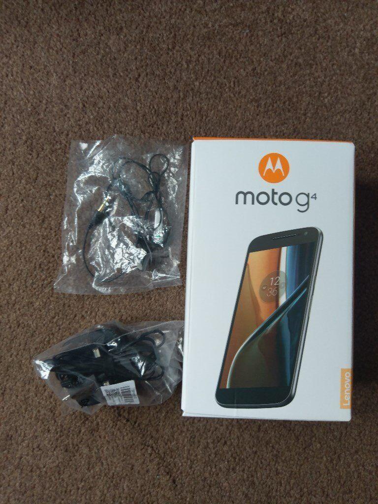 MOTOROLA / MOTO G4 MOBILE PHONE