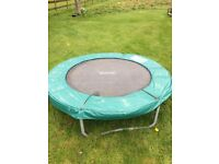 Rebo Fun Jump 6FT Trampoline without enclosure dismantled