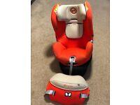 Cyber Sirona Baby/Child Car Seat - ISOFIX, 360 rotation, Newborn to 4 years, CYBEX PLATINUM RANGE