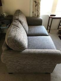 Sofa and 2 matching chairs