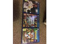 Ps4 - GTA 5 and Crash Bandicoot // Fifa has sold