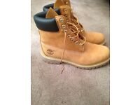 "Men's 6"" timberland boots"