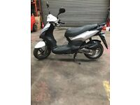 Sym Simply 50,Scooter, Moped 50cc