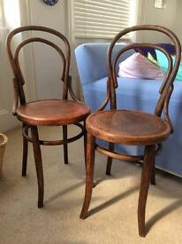Restored Ulrich Chairs x2