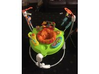 Fisherprice baby bouncer very good condition