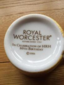 Royal Worcester Esspresso set