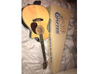 Semi Acoustic Guitar - Crafter TC035/N
