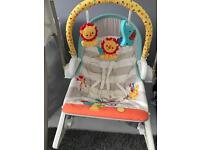 Babies Mamas and Papas Lullaby Swinging Chair
