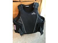 Equi Theme Horse Riding Body Protector, size: Adult small