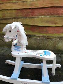 Children's , ornament rocking horse
