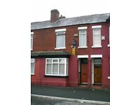 MOSELEY ROAD, FALLOWFIELD - 1 ROOM IN HOUSE SHARE - £75 PPPW INC BILLS
