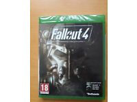 """Brand New Game """"Fallout 4"""" for XBOX ONE"""
