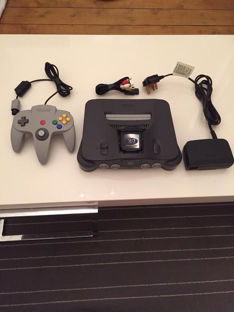 Nintendo 64 - N64.