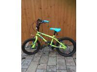Ace Apollo bike - 16 inch wheels