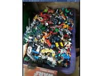 Massive amount of bionicles