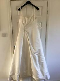 Maggie Sottero size 12/14 wedding dress