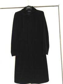 Ann Taylor Velvet coat